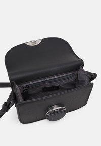 L.CREDI - GERDIE - Across body bag - black - 2
