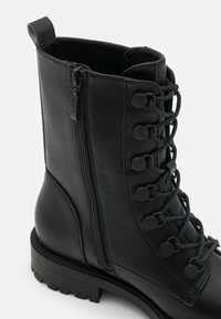 Esprit - BRISTOL HI BOOT - Lace-up ankle boots - black - 5