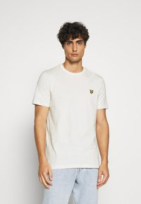 Lyle & Scott - T-shirt - bas - vanilla ice - 0