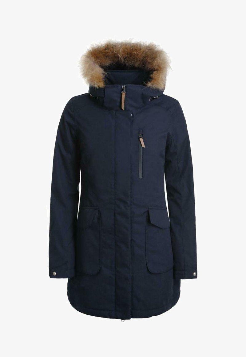 Icepeak - Winter coat - dark blue