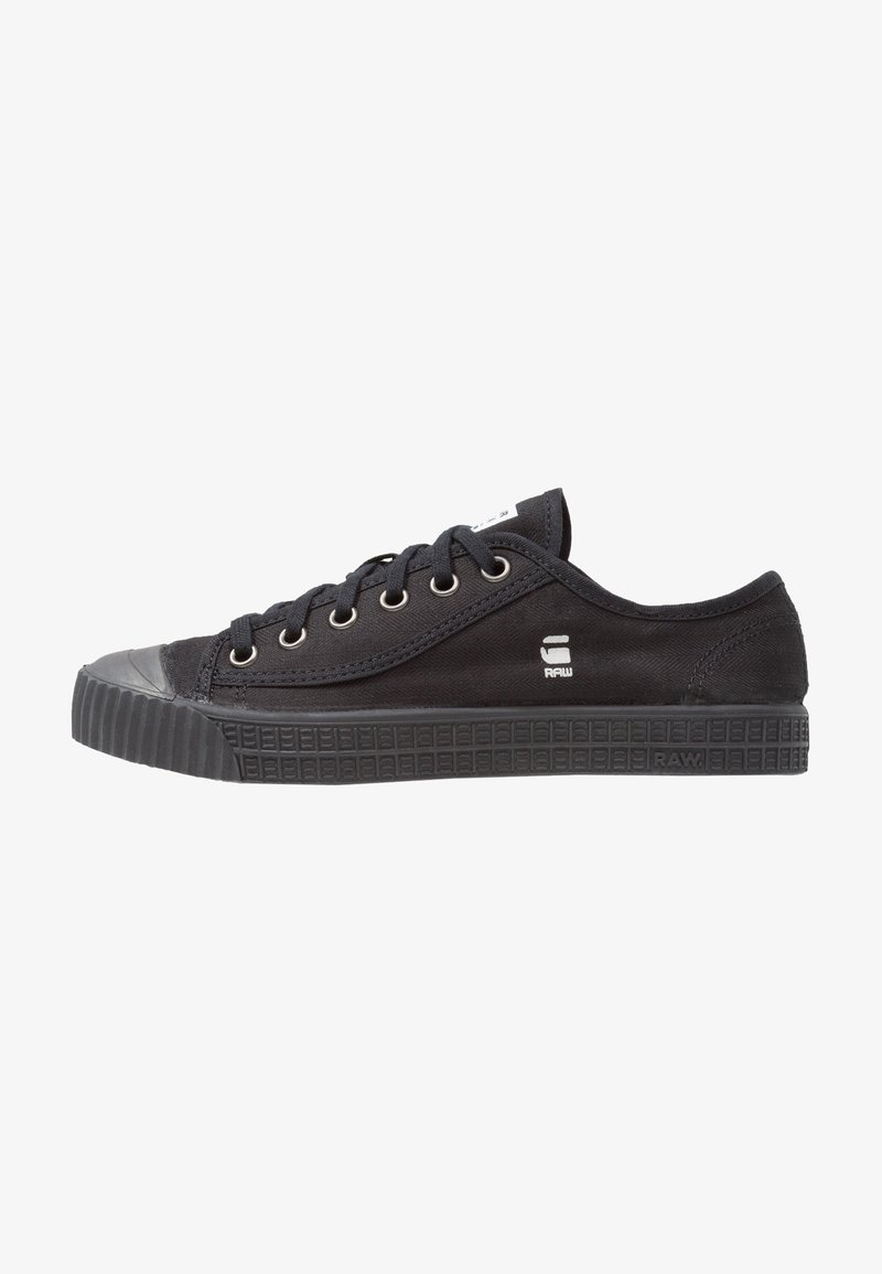 G-Star - ROVULC HB LOW - Zapatillas - black