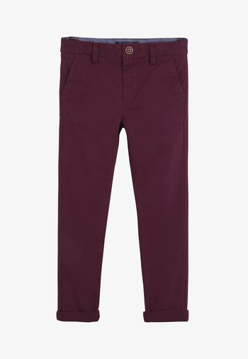 Chinos - purple