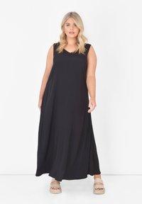 Live Unlimited London - Maxi dress - black - 0