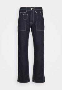Levi's® - 505 UTILITY UNISEX - Jeans baggy - dark indigo flat finish - 6