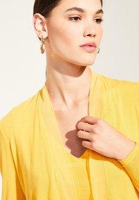 comma - Cardigan - yellow - 3