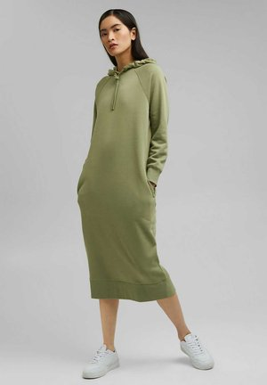 Day dress - light khaki