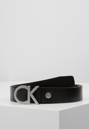 BUCKLE BELT - Belt - black