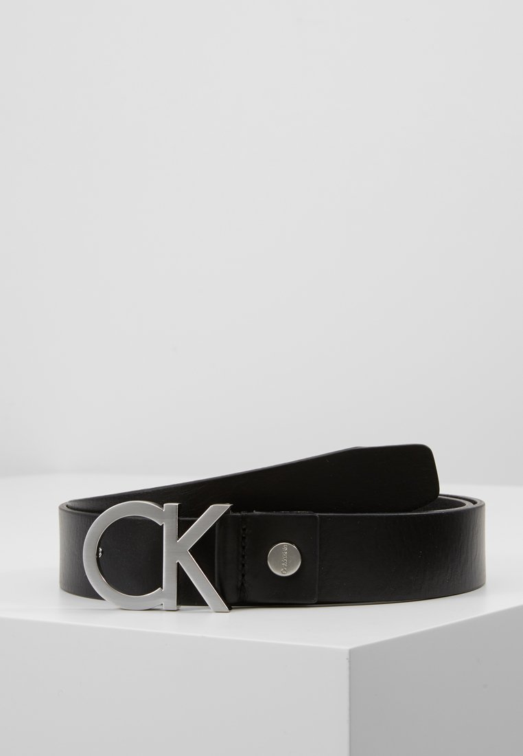 Calvin Klein - BUCKLE BELT - Skärp - black