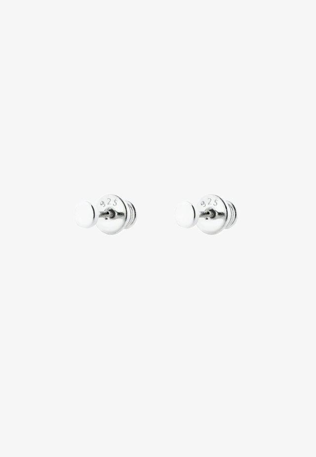 SMALL N' COSY EARRINGS - Earrings - silver