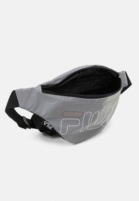 Fila - WAIST BAG SLIM - Bum bag - silver - 3