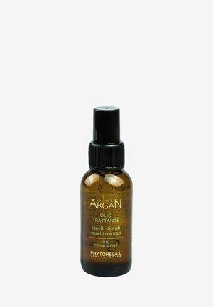 ARGAN OIL TREATMENT  - Hair treatment - -