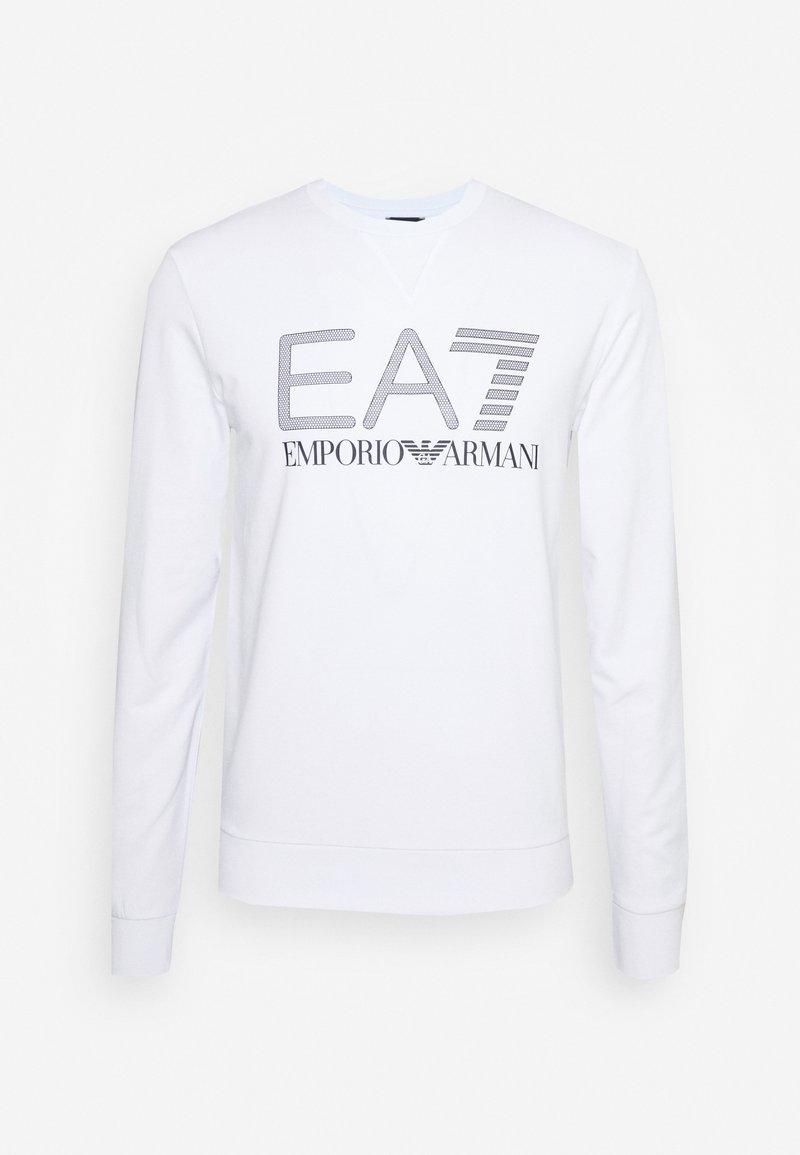 EA7 Emporio Armani - Sweatshirt - white