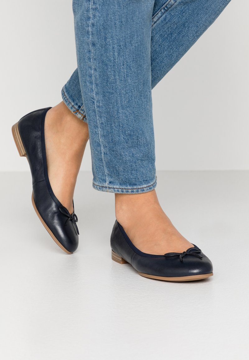 Tamaris - Ballet pumps - navy