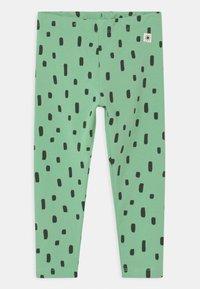Lindex - MULTI ANIMAL 2 PACK UNISEX - Leggings - Trousers - light green - 2