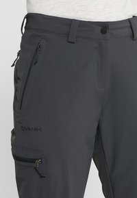 Schöffel - Pants ASCONA - Outdoor trousers - anthracite - 3