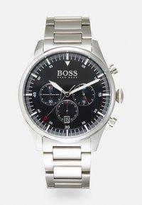 BOSS - PIONEER - Cronógrafo - silver-coloured/blue - 0