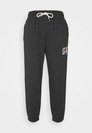 SHINE - Teplákové kalhoty - charcoal heather