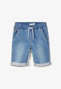 Name it - Shorts vaqueros - light blue denim - 1