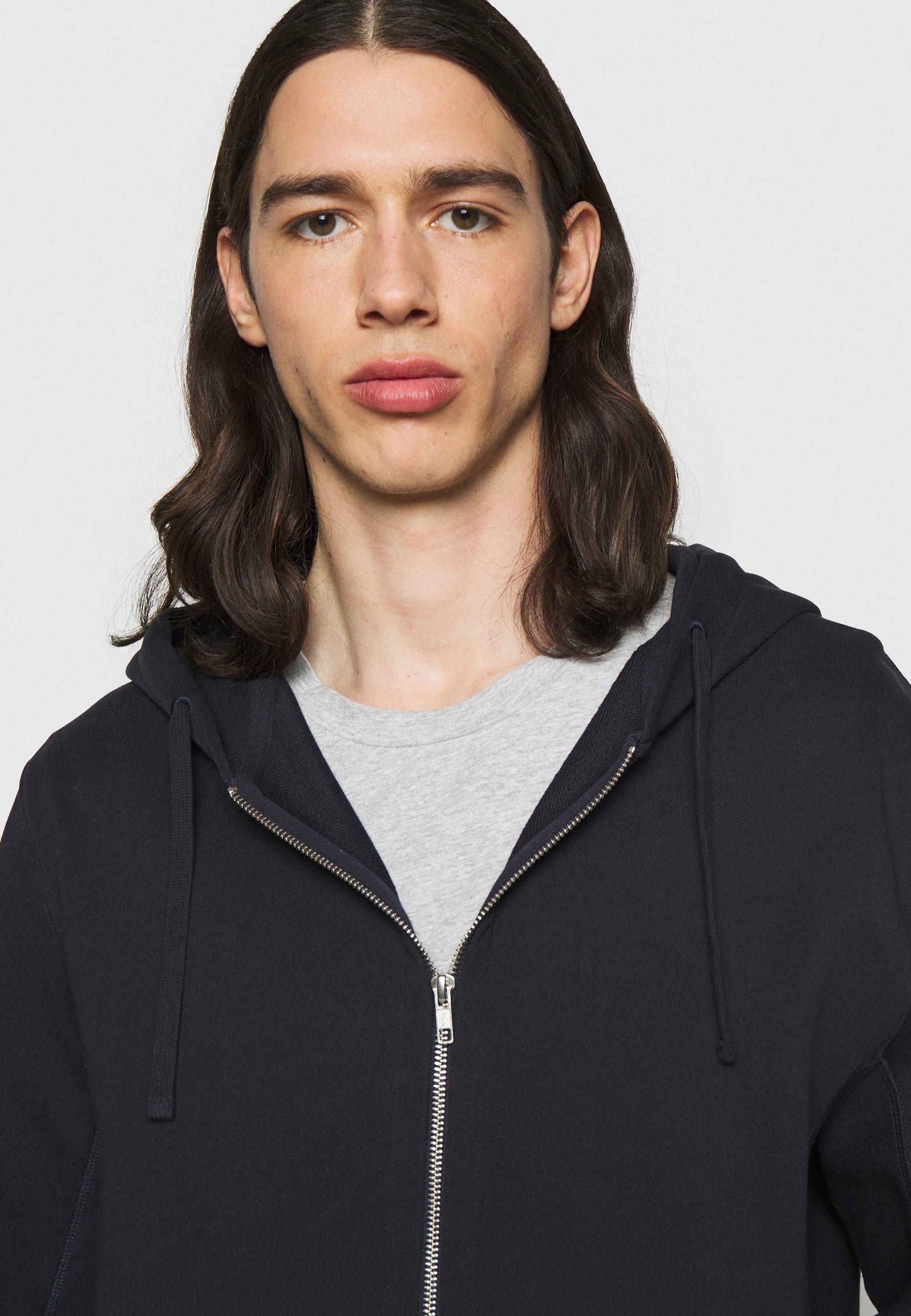Homme ALDOUS ZIP HOODIE - Sweat à capuche zippé