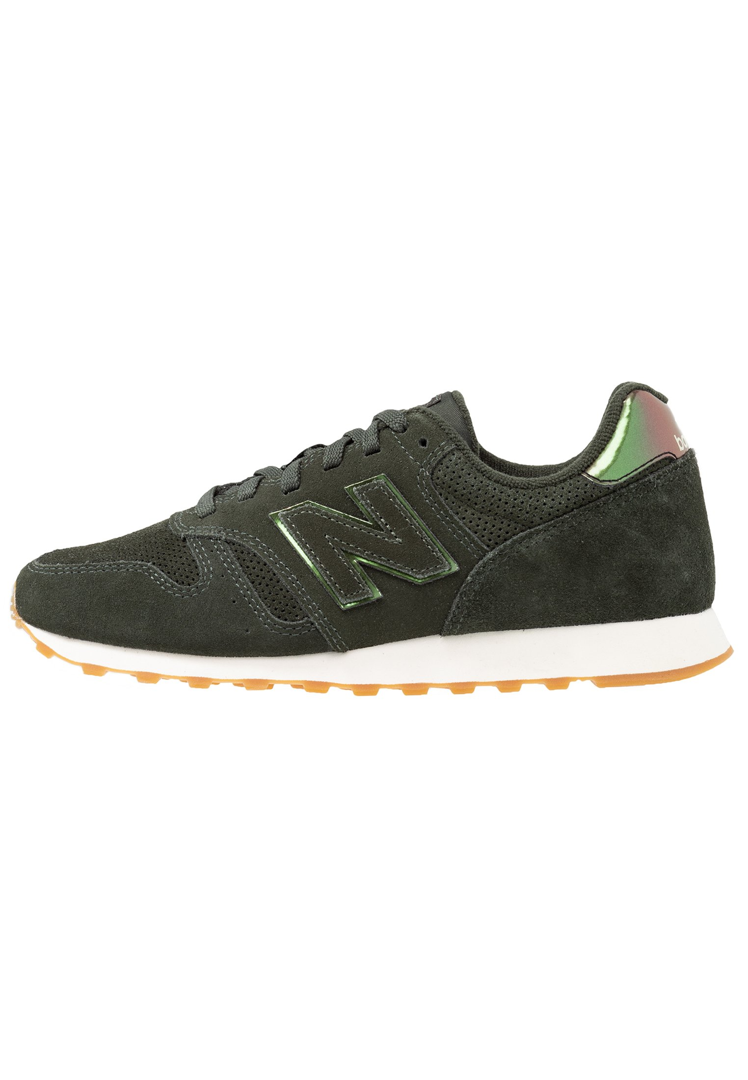 New Balance Sneakers basse - green/verde - Zalando.it