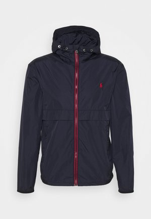 BELPORT HOODED - Giacca leggera - collection navy