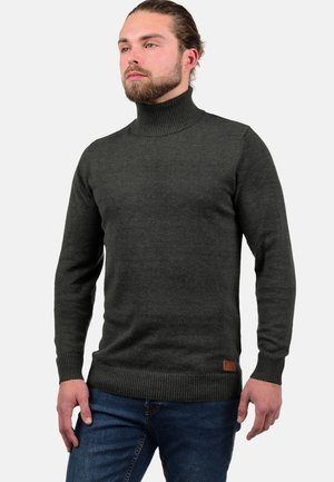 LATIF - Pullover - charcoal