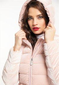 faina - Winter coat - hellrosa - 3