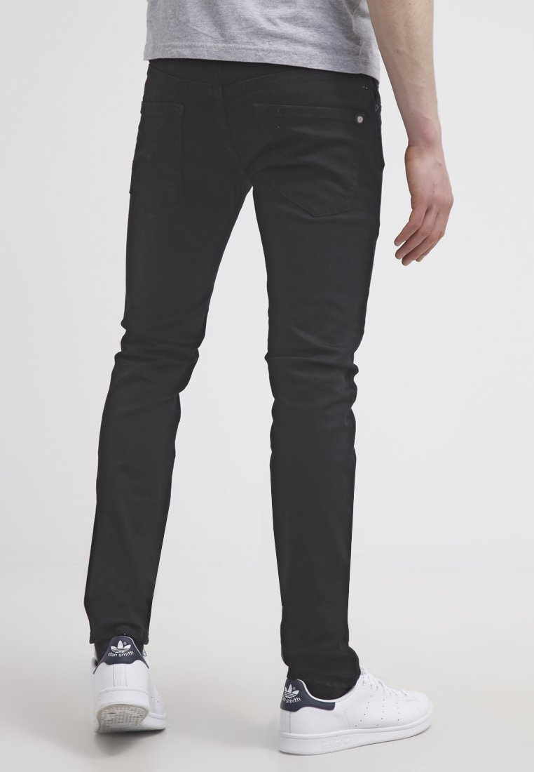 Pepe Jeans HATCH - Jeans Slim Fit - black denim nNfV4v