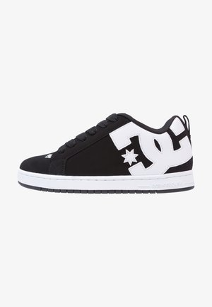 COURT GRAFFIK - Skate shoes - black