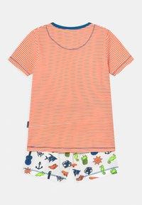 Claesen's - BOYS BOXING - Pyžamová sada - orange - 1