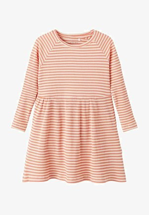 Jumper dress - crabapple