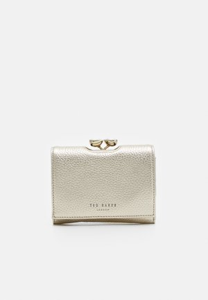 ALYESHA TEARDROP CRYSTAL MINI BOBBLE PURSE - Geldbörse - gold-coloured