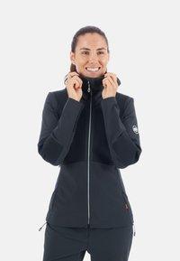 Mammut - AENERGY PRO  - Soft shell jacket - black - 0