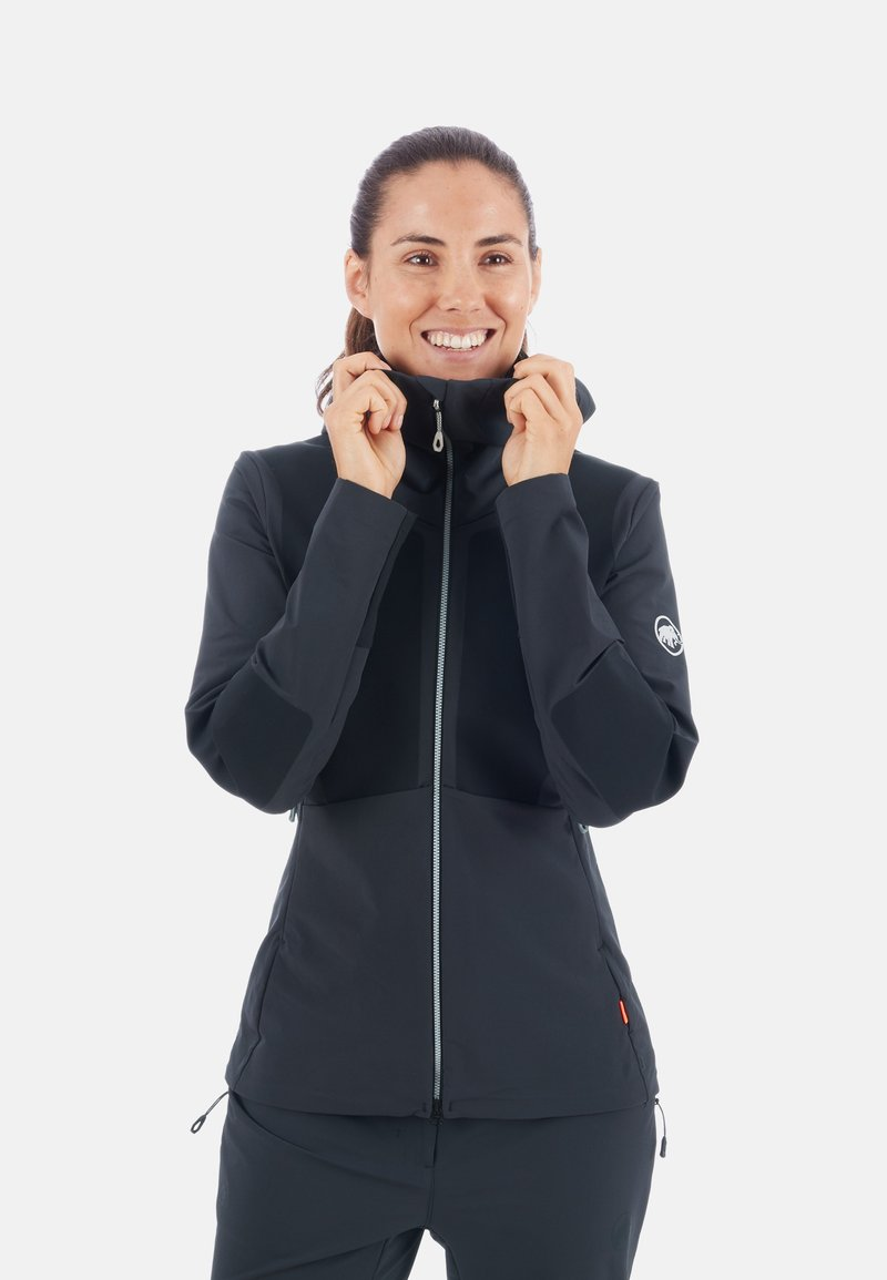 Mammut - AENERGY PRO  - Soft shell jacket - black