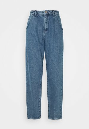 ONLVERNA BALLOON - Jean boyfriend - medium blue denim