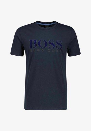TLOGO - T-shirt med print - marine