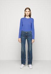 Polo Ralph Lauren - Long sleeved top - resort blue - 1