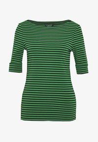 Lauren Ralph Lauren - Print T-shirt - black hedge - 4