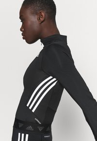 adidas Performance - LEOTARD - Body sportivo - black/white - 4