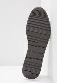 MICHAEL Michael Kors - ALLIE - Zapatillas - optic white - 6