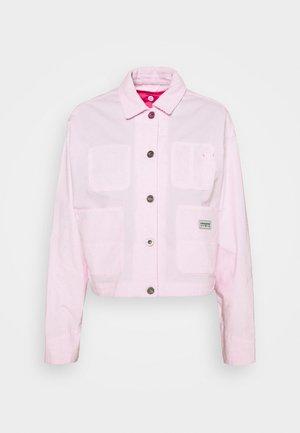 VESTED UTILITY JACKET - Veste - pink foam