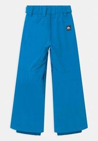Quiksilver - ESTATE UNISEX - Snow pants - brilliant blue - 1