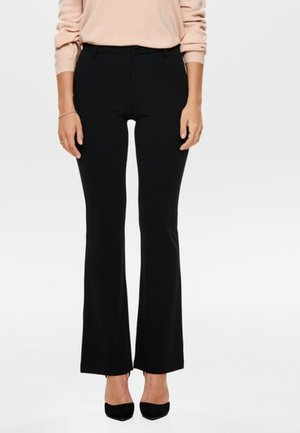 ONLROCKY  - Spodnie materiałowe - black