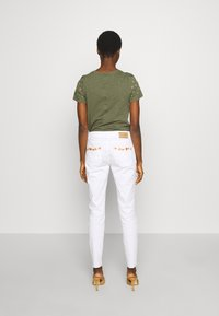 Mos Mosh - SUMNER DECOR PANT - Trousers - white - 2