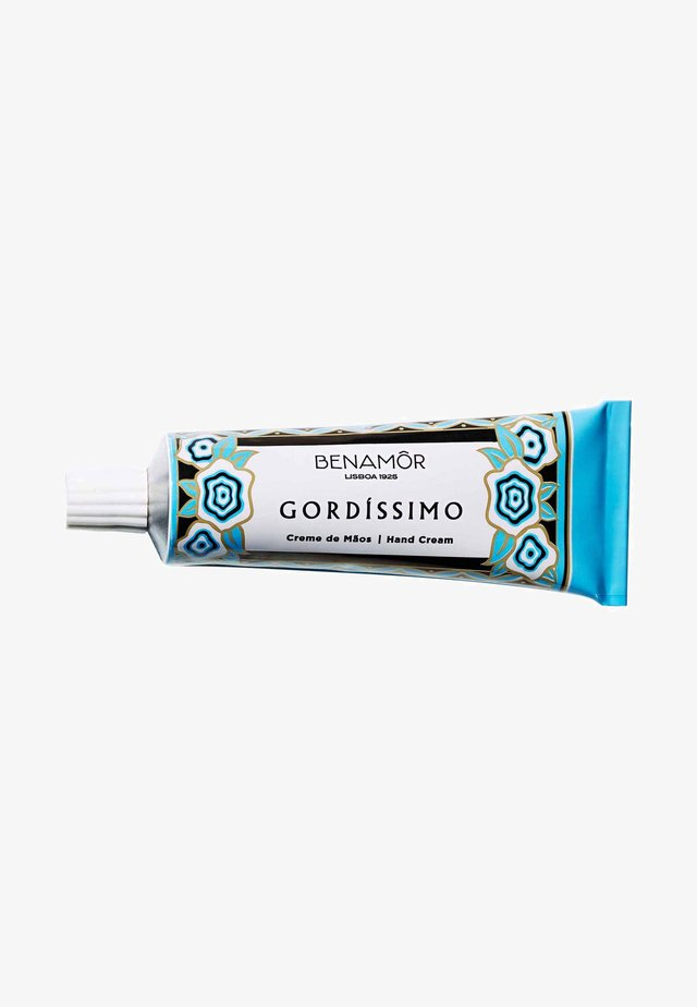 HAND CREAM  - Handcrème - gordíssimo