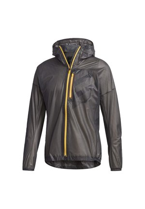TERREX AGRAVIC RAIN JACKET - Waterproof jacket - black
