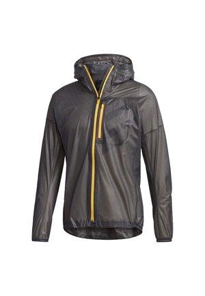 TERREX AGRAVIC RAIN JACKET - Regnjakke / vandafvisende jakker - black