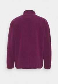 YOURTURN - UNISEX - Fleecová bunda - purple - 1