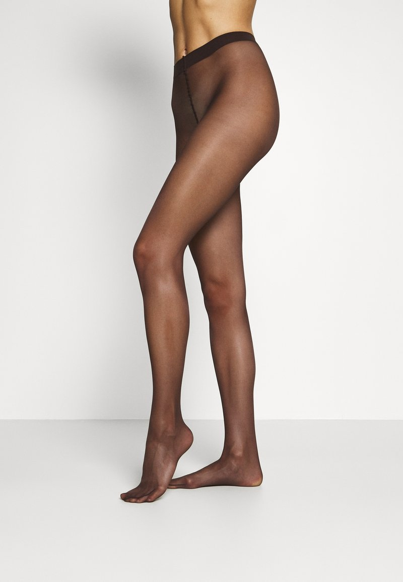 Max Mara Hosiery - PRAGA - Tights - marrone
