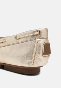 Anna Field - LEATHER - Moccasins -  gold - 5